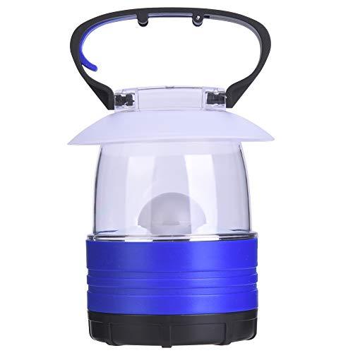 Cloudbox Lámpara para Tienda, portátil, para Exteriores, Colgante, luz LED, Linterna para Tienda, lámpara de Luces de Emergencia para Acampar con Interruptor de Encendido/Apagado