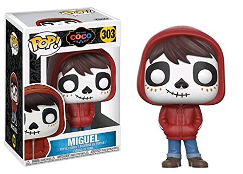 Pop Coco Miguel # 303 con Caja Figuras De Acción De Vinilo Colección De PVC Figuras Juguetes 10Cm