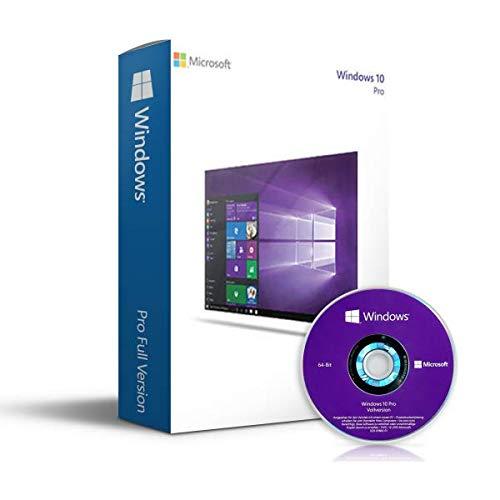 Win Pro 10 64Bit Eng Intl 1Pk Dsp Oei Dv