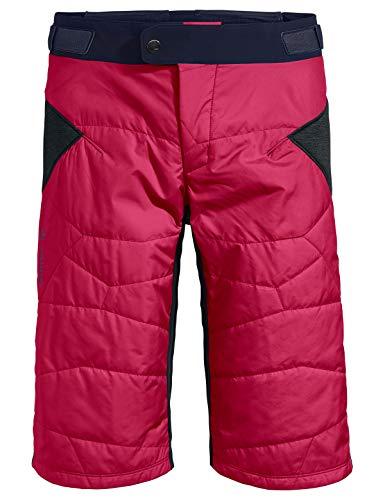 VAUDE Herren Minaki Shorts III Hose, Cranberry, XS