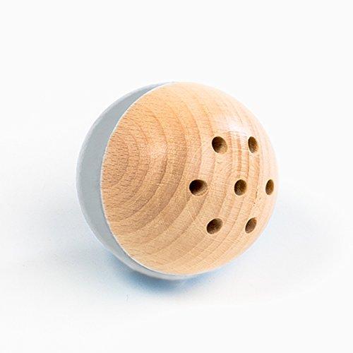 rewoodo Baelly premium baby speelgoed houten speelgoed uit Duitsland (grijs)
