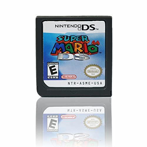 Super Mario 64 Version Games Card Cartridge Card Compatible with Nintendo DS/2DS/3DS/DSI/2DSXL/3DSXL