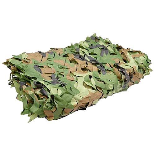 Oxford Malla De Camuflaje, Malla Militar Del Ejército, Lightweight Camping Hunting Shade Cover, Malla De Camuflaje Militar, For Sunshade Decoration, Mountain Jungle Bird Watc(Color:10x12m/32.8x39.3ft)