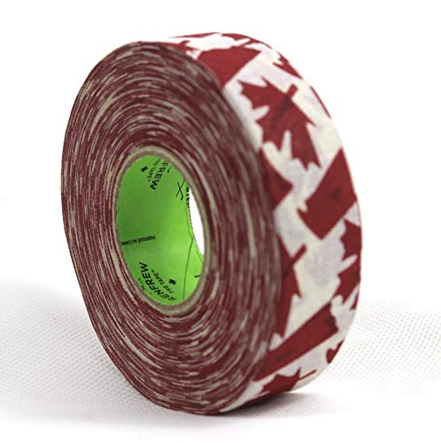 Renfrew Schlägertape Patterned Pro Cloth Hockey Tape 24mmx25m (Canada)
