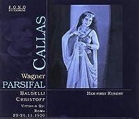 CALLAS - ROMA 1950-WAGNER-PARSIFAL-BALD (1 CD)