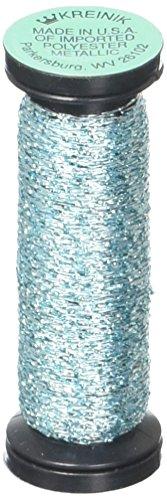 Kreinik - Hilo metálico para Coser (50 m), Color Azul