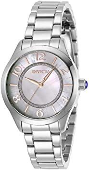 Invicta Womens Angel 33mm Stainless Steel Watch