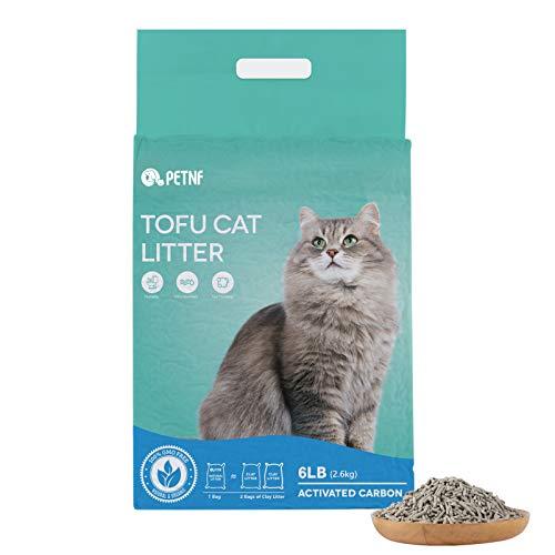 PETNF TOFU flushable CAT LITTER