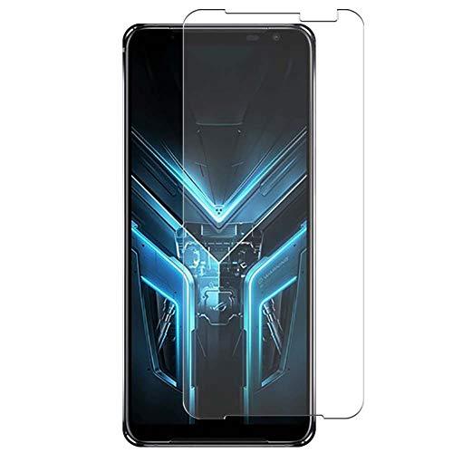 Vaxson 3 Stück Schutzfolie, kompatibel mit ASUS ROG Phone 3 ZS661KS, Bildschirmschutzfolie Displayschutz Blasenfreies [nicht Panzerglas]