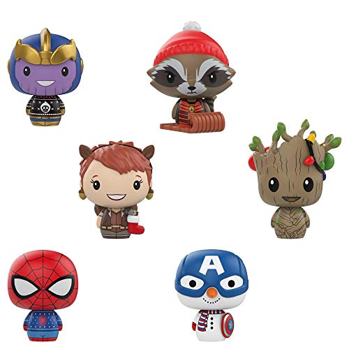 Marvel Holiday - Pint Sized Heroes