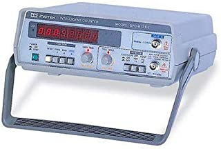 GFC-8131H - Frequency Counter, 1.3GHz, No. of Digits 8, 10mVrms, Height 95mm, Width 230mm, Depth 280mm (GFC-8131H)