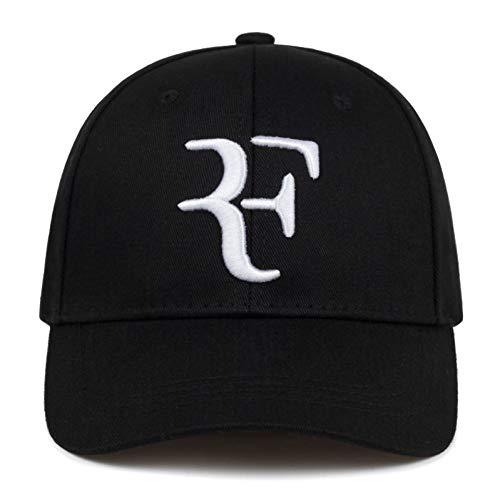 QYNQHY Baseballmütze Roger Federer Switzerland Freizeithüte Mit Verstellbarer Kappe Solid Color Fashion Snapback Summer Fall Hat