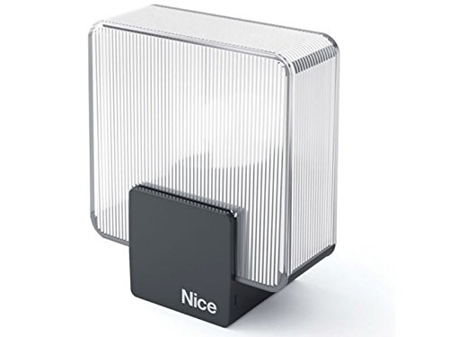 NICE Era ELDC Blinkende LED-Signalleuchte mit 12-36V DC, weiße LED