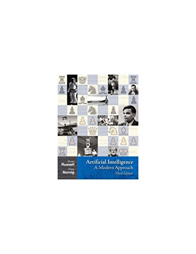 Compare Textbook Prices for Artificial Intelligence: A Modern Approach 3 Edition ISBN 8601419506989 by Russell, Stuart,Norvig, Peter