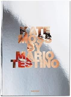 Kate Moss by Mario Testino by Mario Testino (2014) Paperback
