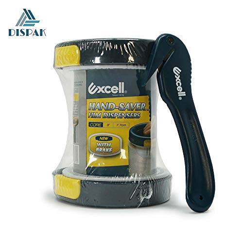EXCELL Hand Saver Stretch Film Dispenser Handle - CORE 3