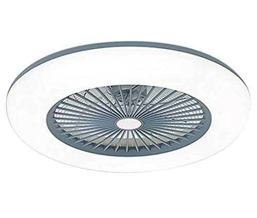 Ritioner Ventilatore da Soffitto LED