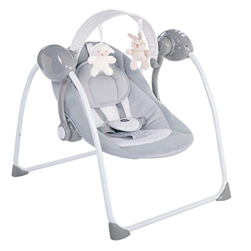 Chicco 79148190000 Balancelle Relax & Play Cool Grey