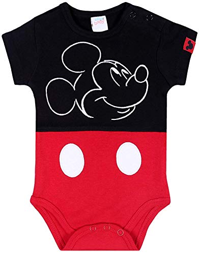 Mickey Mouse Baby - Jungen Bodys