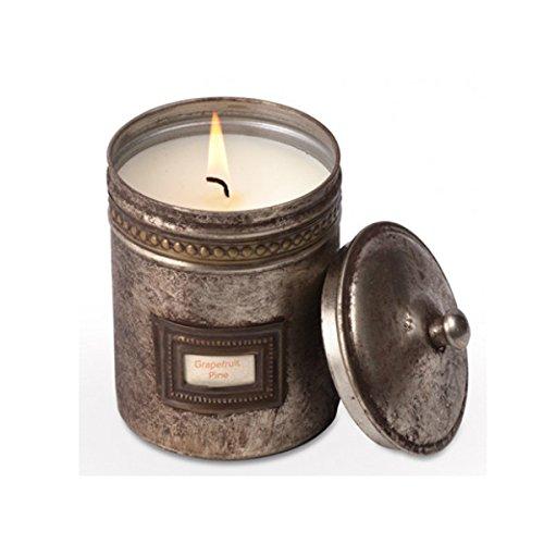 Himalayan Trading Post, Cafe Tin Bougie parfumée pamplemousse pin 255,1 g