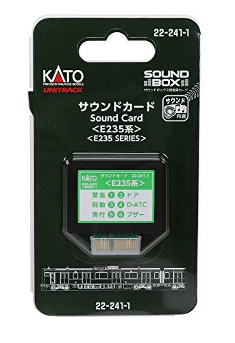 KATO Nゲージ サウンドカード E235系 22-241-1 鉄道模型用品
