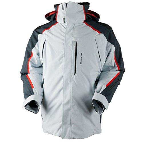 Obermeyer Mens Charger Jacket (Vapor/Large)