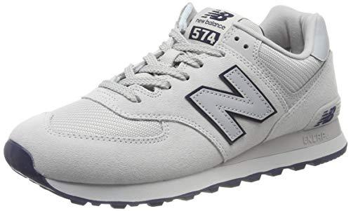 New Balance Herren 574v2 Sneaker, Grau (Grey Grey), 42 EU