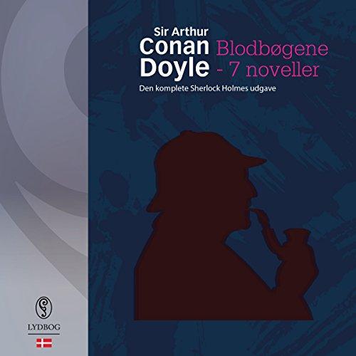 Blodbøgene og andre noveller cover art