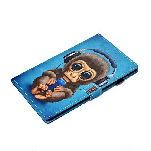 AsWant Hülle für Lenovo Tab M10 Plus 10.3 Zoll Folio Flip Brieftasche Etui Karte Steckplatz Magnetisch Tablet Schutzhülle für Lenovo Tab M10 Plus FHD 10.3