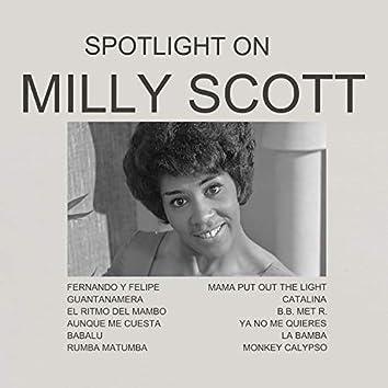 Spotlight On Milly Scott