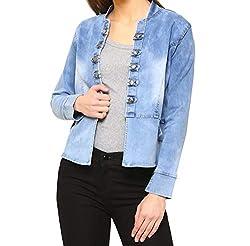 Zoompaa Ladies Denim Jacket