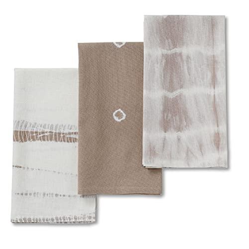 Folkulture Kitchen Towels or Dish Towels for Kitchen