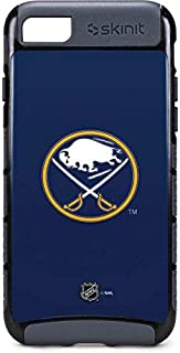Skinit Cargo Phone Case for iPhone 8 - Officially Licensed NHL Buffalo Sabres Solid Background Design