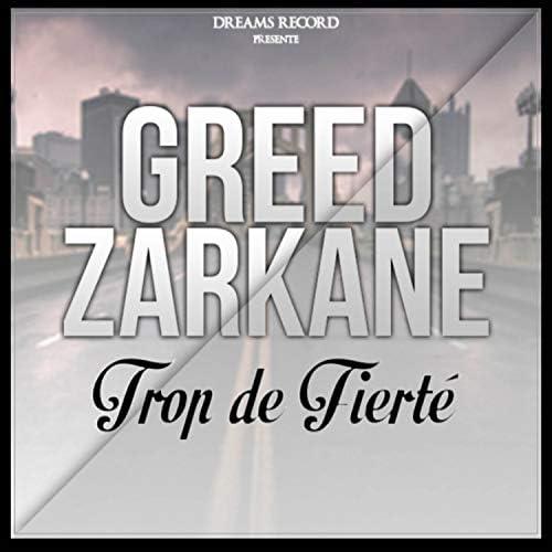 Greed Zarkane