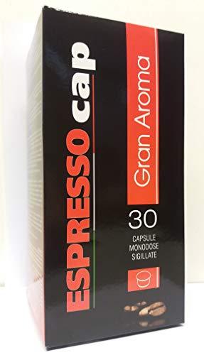 120 Cialde Capsule Caffe' Espresso Cap Termozeta Gran Aroma Originali