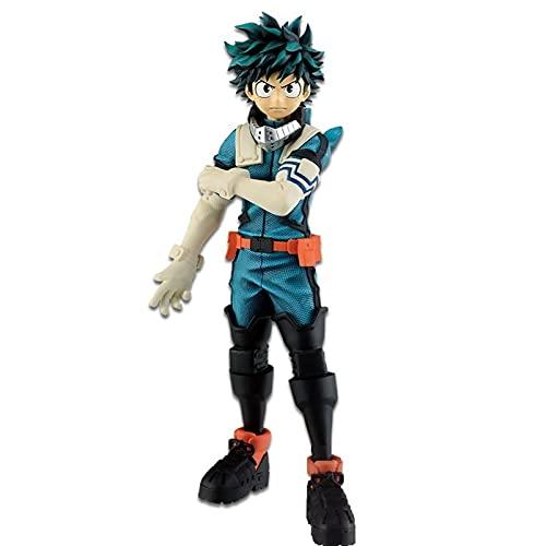 Banpresto Figura de Accion Izuku Midoriya Texture - My Hero Academia Multicolor BP17293