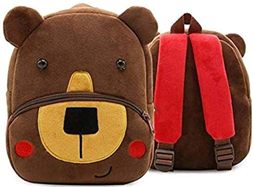 Animal Schoolbag Kids Plush Backpack Toy Mini Children Gifts Kindergarten Boy Girl Student Bags Lovely 26 24CmKTFBH