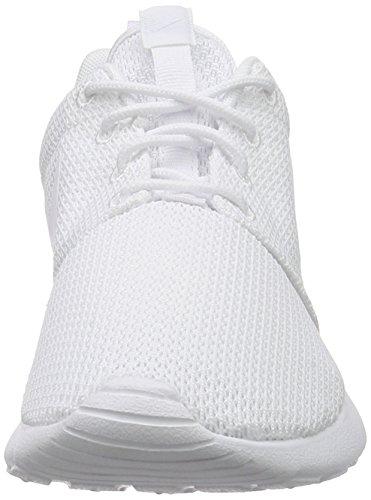 Nike Roshe One, Zapatillas de Running para Hombre, Blanco (White/White), 45 1/2 EU