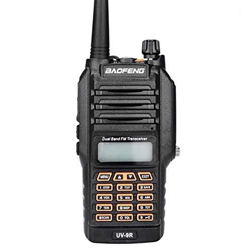 IP67 8W Long Range Walkie Talkie 10 km Amateurfunk Dual Band UV9R Portable CB Radio Communicator