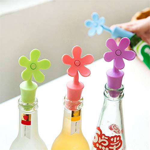 CYONGYOU Nieuwste Siliconen Rode Wijn Stop Kurk Plug Creatieve Fles Bierdop Cover Sealer Anti-lek Fresh Keeping Kitchen Bar Accessoires