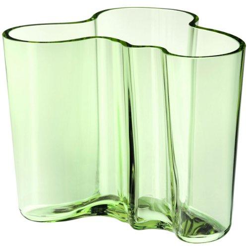 Iittala 005409 Aalto Vase 120 mm, apfelgrün