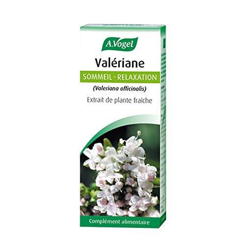 Extrait de Plante Fraîche Valériane A.Vogel | Sommeil idéal | Laboratoire Suisse