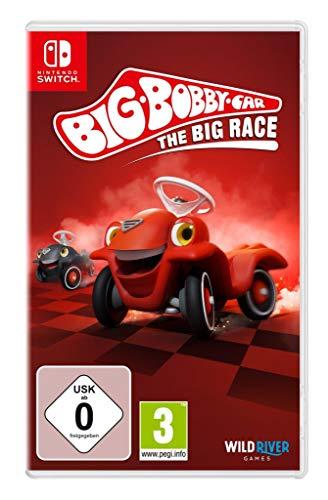 BIG-Bobby-Car - The Big Race [Nintendo Switch]