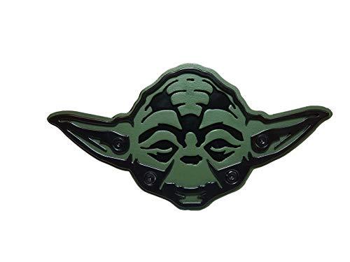 Yoda Custom Hitch Cover