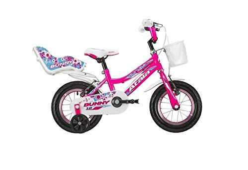 Atala Bicicletta da Bambina Bunny Girl Modello 2020 con Ruote da 12'