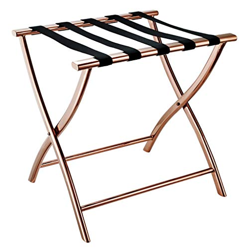 Review Of Room Luggage Rack, Hotel Stainless Steel Folding Luggage Rack, Room Luggage Storage Rack, ...