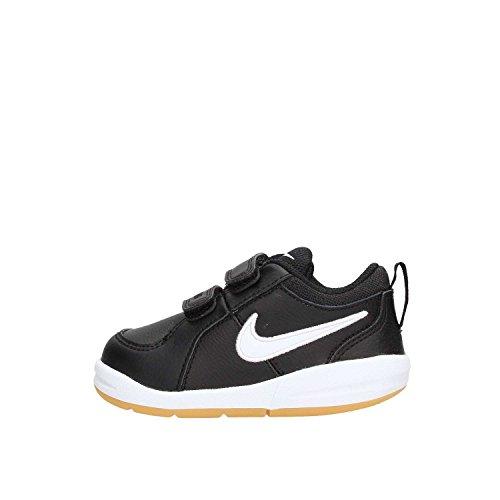 Nike Unisex-Kinder Pico 4 (TDV) Lauflernschuhe, Schwarz (Black/White-Gum Light Brown 023), 19.5 EU