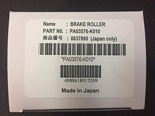 Fujitsu PA03576-K010 BRAKE ROLLER KIT FI-6670/6770 UP TO 250K SHEETS 1-KIT PER SCANNER by Fujitsu