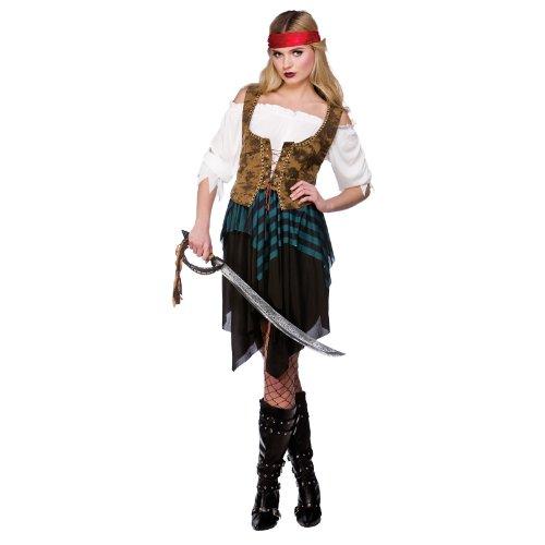 Deguisement Adulte de Pirate des Caraibes Taille Petite