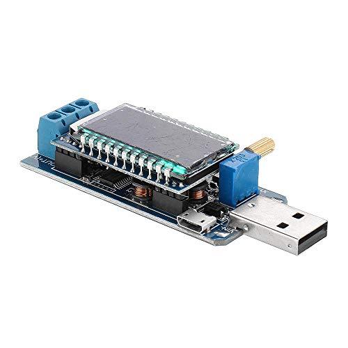 Módulo electrónico USB Buck BOOST POWER POWER MÓDULO MÓDULO Regulador de voltaje Módulo de escritorio DC-DC 5V a 3.3V 9V 12V 24V Equipo electrónico de alta precisión